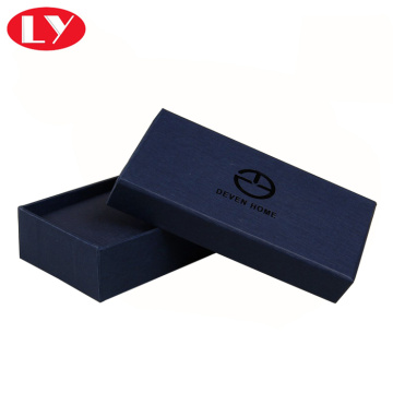 Cellphone paper packaging box with sleeve