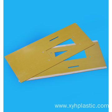 CNC Cutting Machining Glass Epoxy Laminate Sheet