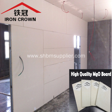 Fiberglass Reinforced Heat-Insulation Magnesium Oxide Board