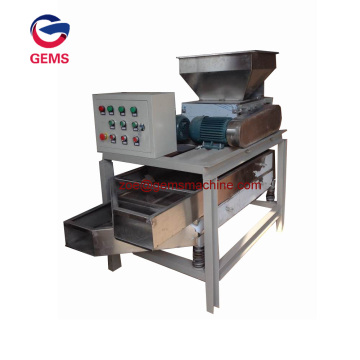 400-600kg/h Corn Walnut Almond Crusher Machine