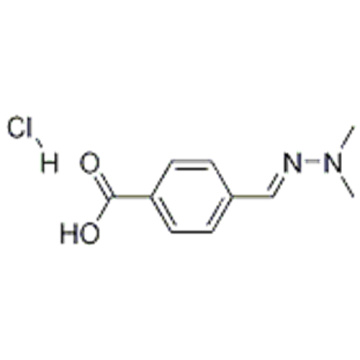 4 - [(diMethylaMino) iMinoMethyl] benzoic aicd HCL CAS 210963-78-3