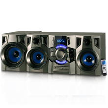 Multiroom hifi home audio system