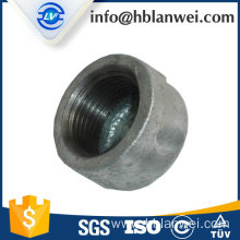 INQO brand galvanized CAP M.I. pipe fittings