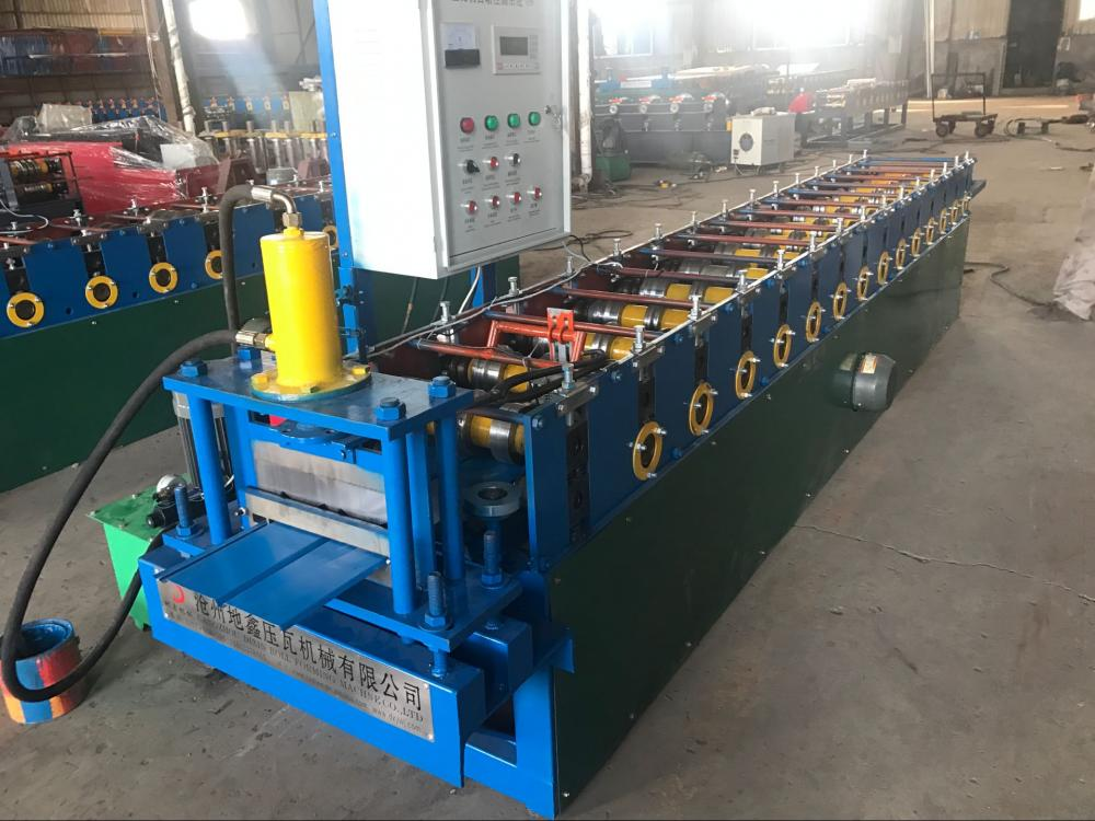 Metal Siding Panel Making Machine