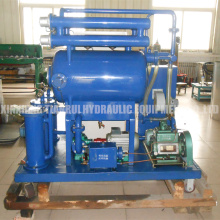 Distillation to Filter Free Carbon Vacuum Oil Purifier