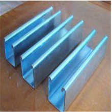 Best Quality for Aluminium Roof Tiles Making Machine C purlin making machinery export to Finland Supplier