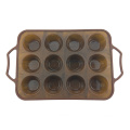 12 Cups Marbling Muffin & Cupcake Baking Pan