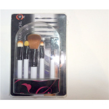 High Quality for Offer Brushes Makeup,Professional Brushes Makeup,Makeup Brushes Free Sample From China Manufacturer 5pcs Makeup Brush Travel Set export to Poland Factory