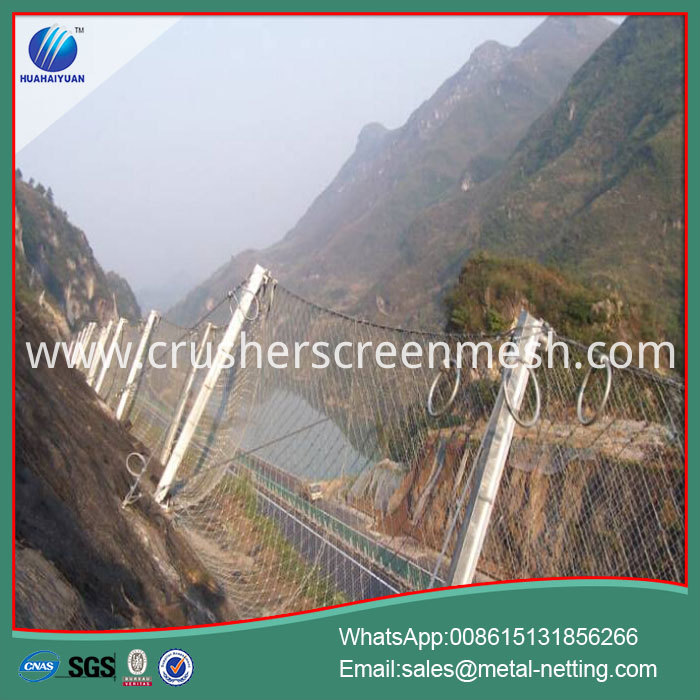 rockfall-barrier