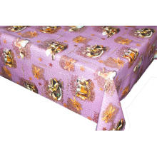 Elegant Tablecloth with Non woven backing Write on