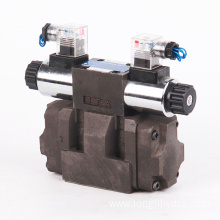 10 Years for Solenoid Directional Valves,Solenoid Hydraulic Valve,Solenoid Ball Valves Manufacturer in China 4WEH10 Pilot Operated Solenoid Directional Spool Valves supply to Venezuela Wholesale