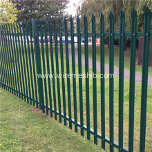 3.0m High Security Palisade Fencing