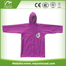 Hot Selling Kid' s Polyester Rainwears