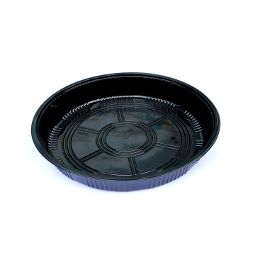 PS Plastic Round Sushi Pan for Sushi Pie