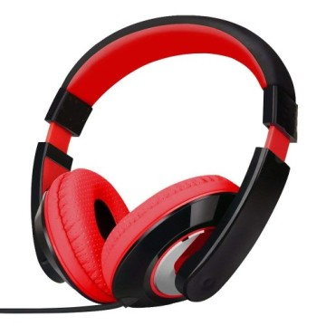 Music headphones with  Mic and Volume Control