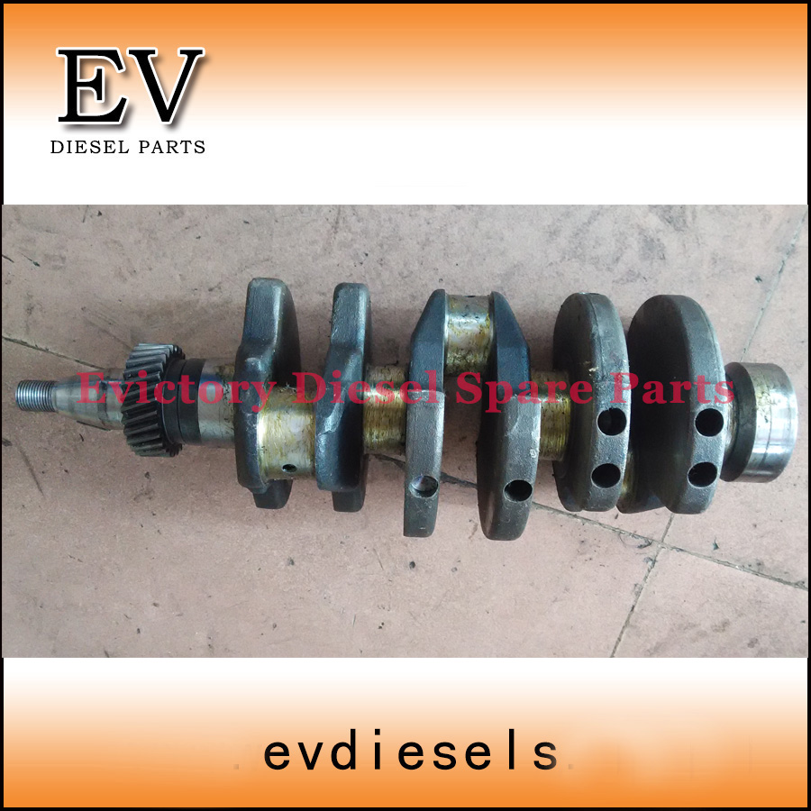 S3L S3L2/crankshaft/main/and/connecting/rod/conrod/bearing/set/for/Mitsubishi diesel/engine/parts