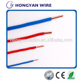 Copper Conductor House Wiring Electrical Cable BVR 0.75mm Electric Wire