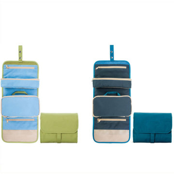 Foldable Makeup Organizer Cosmetic Travel Toiletry Bag