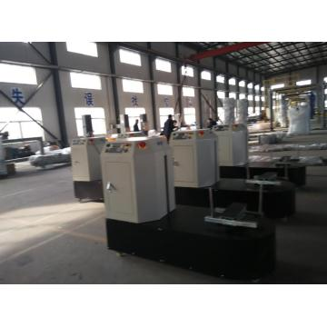 Pre Stretch Automatic Airport Luggage Wrapping Machine