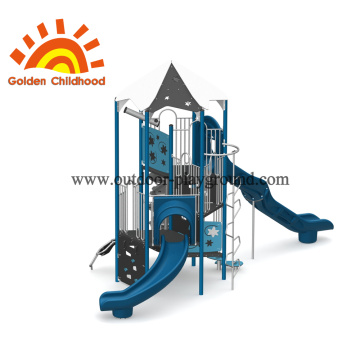 Universe Star Outdoor Playground Equipment For Children