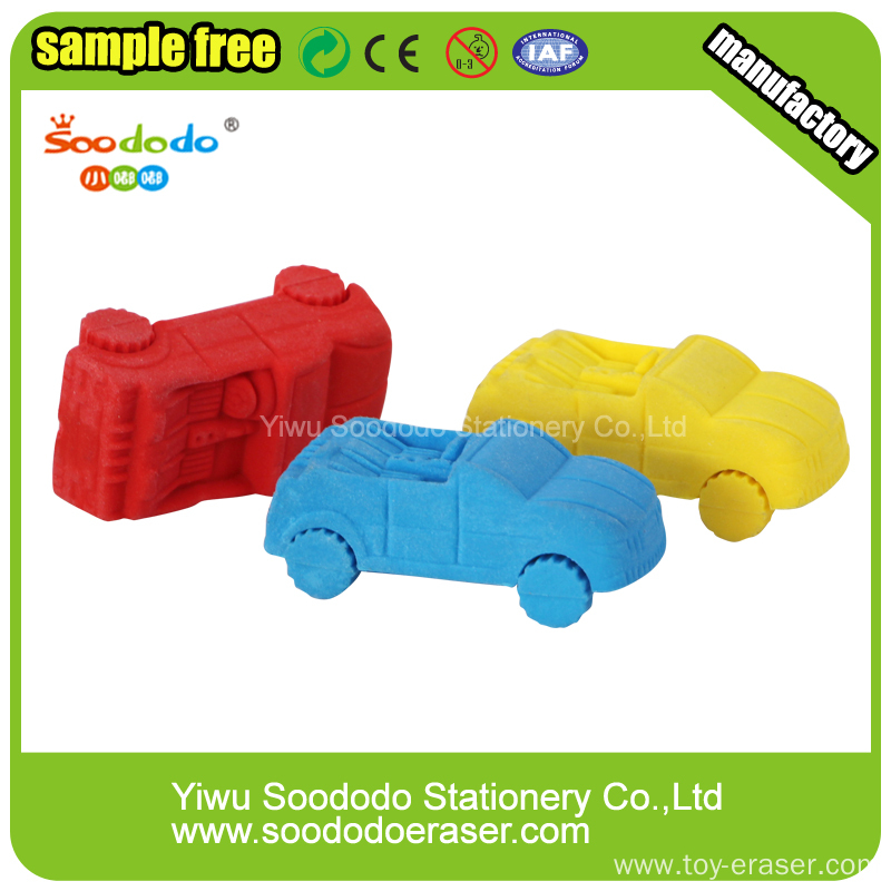 Barricades Shaped Eraser ,decorative mini eraser