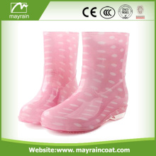 Women Rubber/ PVC Rain Boots Wellington Boots