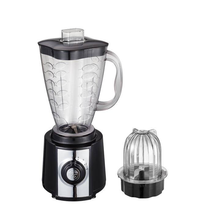2 In 1 With Grinder Electric Blender
