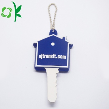 Fashion Custom House Shaped Silicone Key Cover