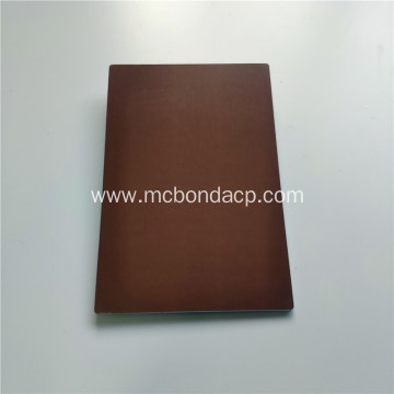 ACP Sandwich Panel Free Building Material Samples