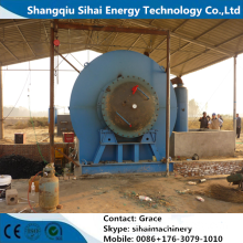 New Energy Waste Tire to Oil Plant