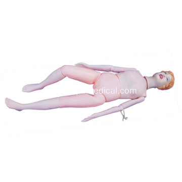 Multifunctional Patient Care Training Manikin