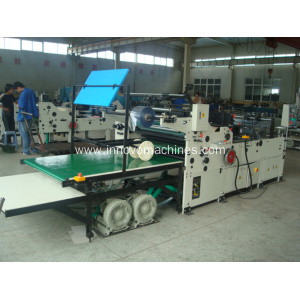 Window patching machine