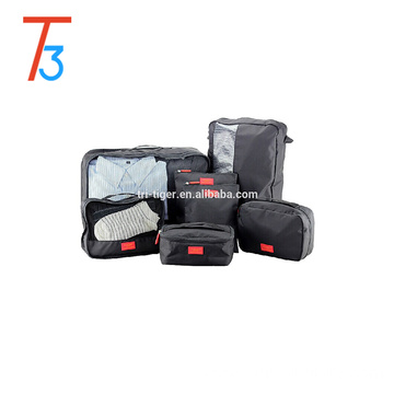 7 pcs/set Travel Packing Cubes