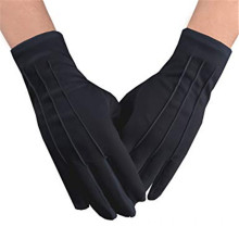 Novo produto Best-Selling Cotton Parade Gloves Militar
