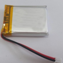 2150mah li-ion battery cell pos 603450 lipo