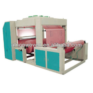 nonwoven flexo printing machine