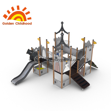 HPL Castle Outdoor Playground Combination