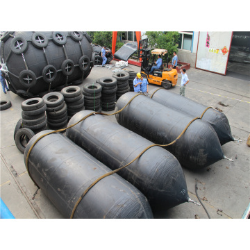 Total 1550 Tons Buoyancy Marine Salvage Lifting Airbags