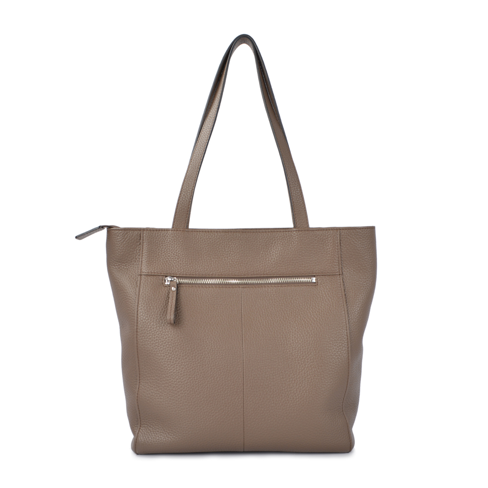 New hot selling Fashion shopping tote bag ladies genuine leather shoulder bag