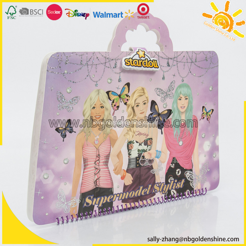 Super Model Activity Kit