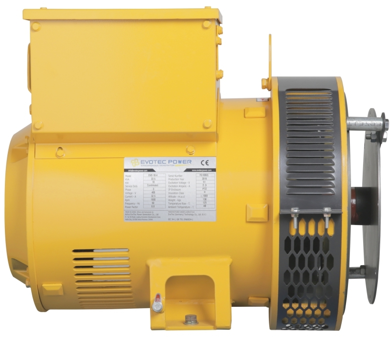 Highest Grade 62.5kva Synchronous Generator