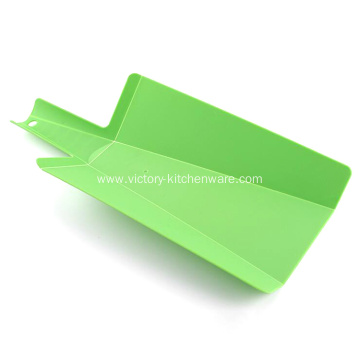 Foldable green chopping board