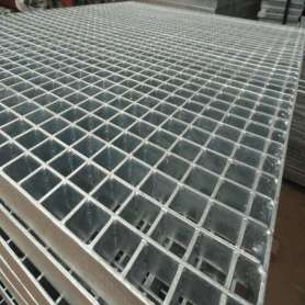 Stainless Plug Steel Bar Grating