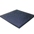 Waterproof gym floor rubber mat 20mm