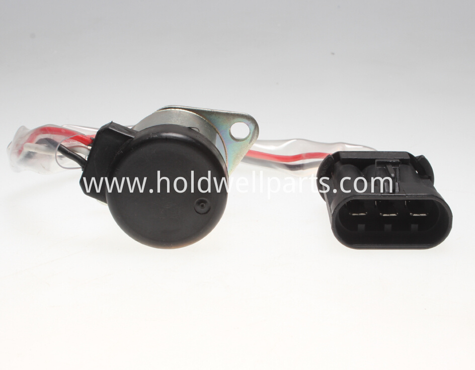 New Skid Steer Fuel Shut off Solenoid 6689034 2
