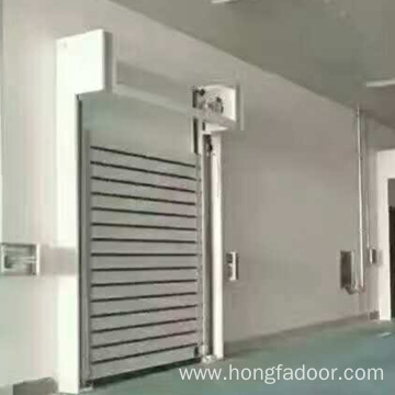 Metal high speed rolling door