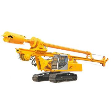 Remote-controlled wireles rotary drilling rig produced