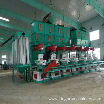 Complete Wood Pellet Production Line Price