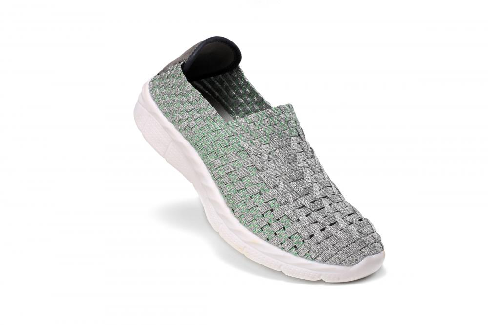 Full Lightweight Design Woven Shoes