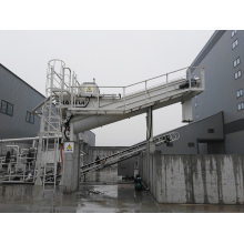 Hot Sale for Batching Plant Sand & stone separator supply to Faroe Islands Factory
